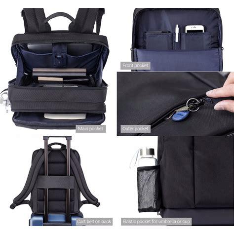 New Tas Xiaomi Mi Backpack Original Lifestyle Ori Style Bag 2 8 xiaomi mi style backpack 14 inch abu abu