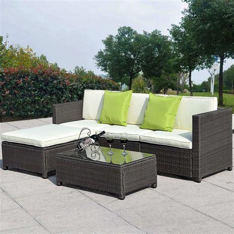 muebles jardin ratan muebles de ratan para jardin set 15 645 00 en mercado