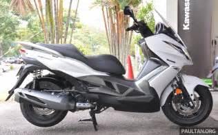 Suzuki Scooter Malaysia 2016 Kawasaki J300 In Malaysia Rm31 498 Ride