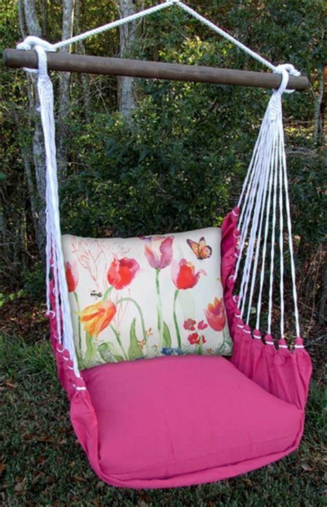 pink swing chair pink butterfly hammock chair swing set gardenfun com