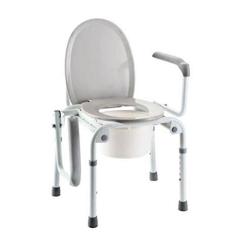 siege garde robe chaise garde robe 3 en 1 cadre de toilettes et rehausse wc