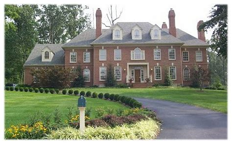 brick colonial house plans brick colonial homes large brick colonial custom home