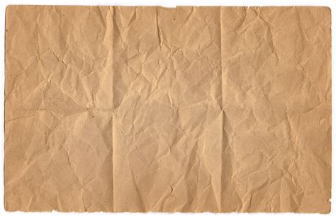 Folded Papers - 5 crumpled and folded paper textures jpg onlygfx
