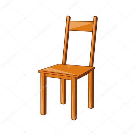 silla dibujo dibujos sillas icono de la silla de madera estilo de