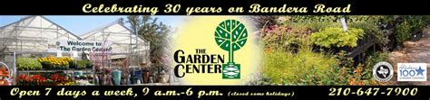 The Garden Center San Antonio by About The Garden Center Garden Center Nursery San Antonio