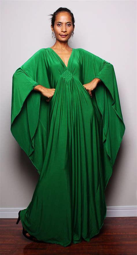 green pattern kimono green maxi dress kaftan kimono butterfly dress elegant