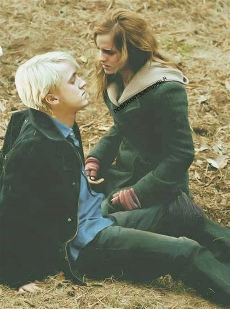 Hermione Granger Et Drago Malefoy by 25 Best Ideas About Draco And Hermione On