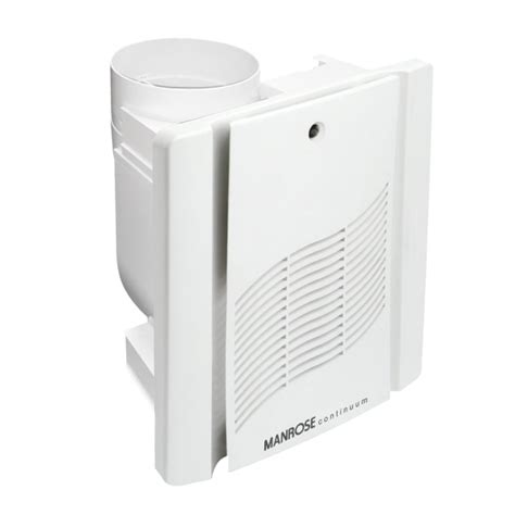 humidistat bathroom extractor fans manrose m200 centrifugal bathroom extractor fan with humidity control and pullcord