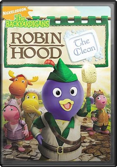 Backyardigans Robin The Clean Backyardigans Robin The Clean Dvd 2008