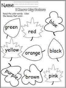 best 25 color word activities ideas on pinterest color