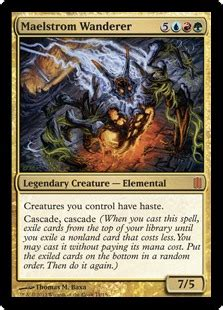Mtg Deck Types by Edh Commander Generals List Mtgjunkie