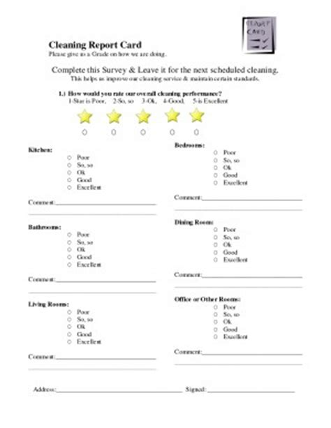 cleaning business estimate form cleaning service quotes quotesgram