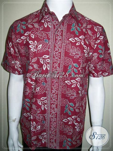 Kemeja Kantor Auto Design Tech baju batik modern seragam batik kantor batik sarimbit baju