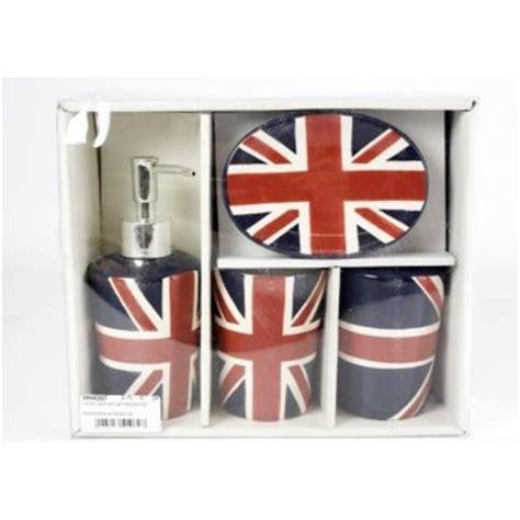 london bathroom accessories union jack clothing and accessories union jack bathroom
