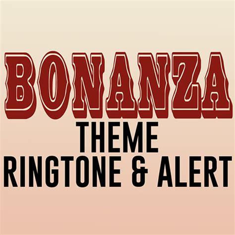 amazing themes ringtone amazon com bonanza theme ringtone alert appstore for