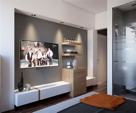 bedroom tv 4 luxury bedrooms with unique wall details