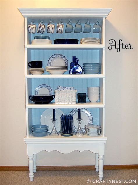 lilacsndreams upcycling reimagining repurposing bookcase