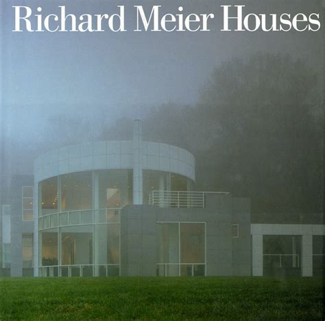 Architect House Plans richard meier houses richard meier amp partners architects
