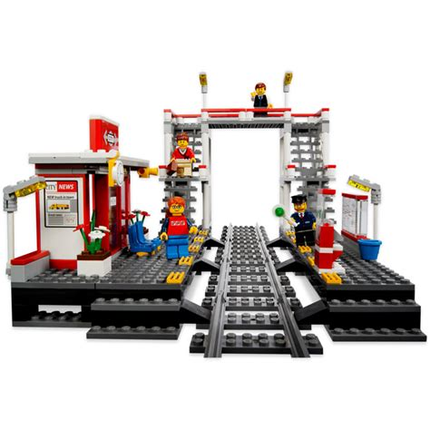 Lego 7937 City Station lego station set 7937 brick owl lego marketplace