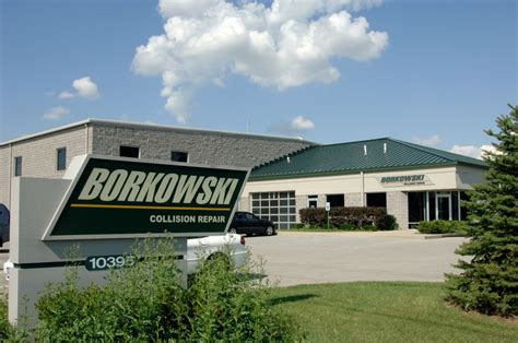 borkowski collision repair cpm construction indianapolis
