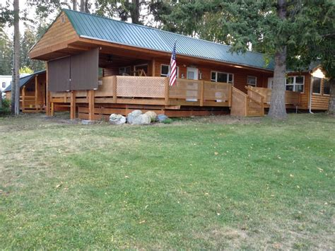 Flathead Lake Montana Cabin Rentals by Beautiful Log Cabin On Flathead Lake With Vrbo