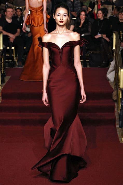 Catwalk To Carpet Zac Posen by Zac Posen Evening Gowns