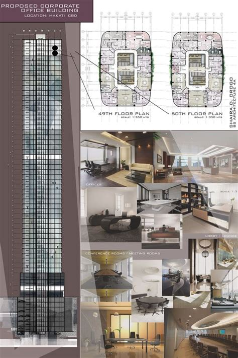 building layout design 8 proposed corporate office building high rise