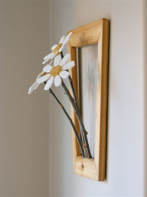 Handmade Wooden Flowers - 1000 ideas about wooden flowers on plastic