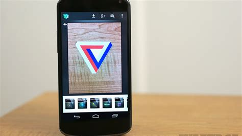 snapseed for android snapseed for android available now ios version drops from 4 99 to free the verge