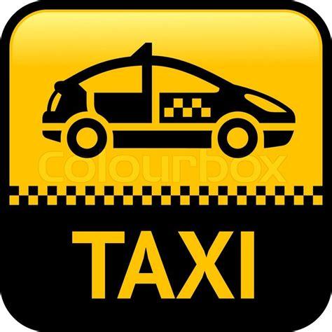 Home Design Credit Card taxi cab button vector icon stock vector colourbox