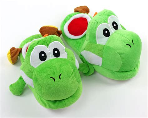 mario slippers yoshi slippers mario slippers nintendo slippers
