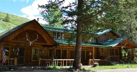 Shoshone Lodge Cabins by Shoshone Lodge Guest Ranch Wapiti Wy Resort Reviews