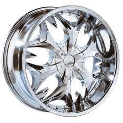 22 Inch Chrome Truck Wheels 22 Inch B3 Chrome Wheels Rims 6x135 30 Ford F150 Ebay