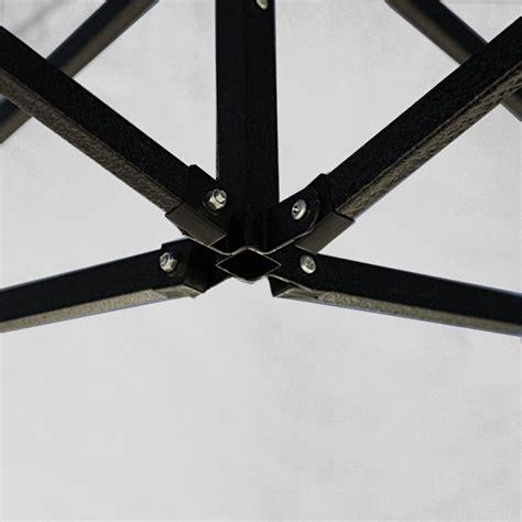 gazebo pieghevoli gazebo pieghevole 3x3 metri alluminio pvc