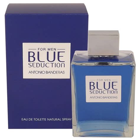 Parfum Antonio Banderas Blue blue by antonio banderas s cologne buy