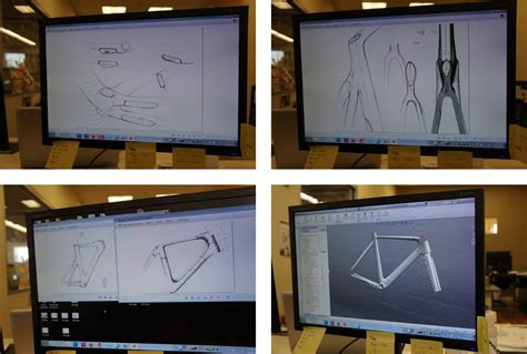 cool cad drawings factory tour parlee cycles part 2 prototypes parts