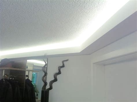 indirekte beleuchtung decke hause dekoration ideen