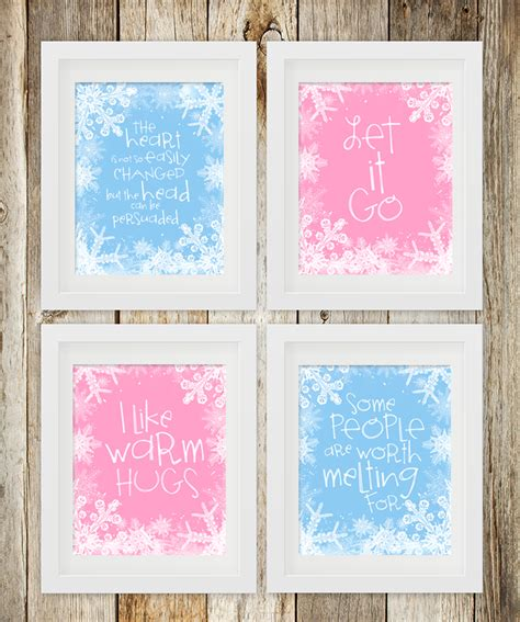 printable frozen quotes frozen quote free printables frozen little princess and