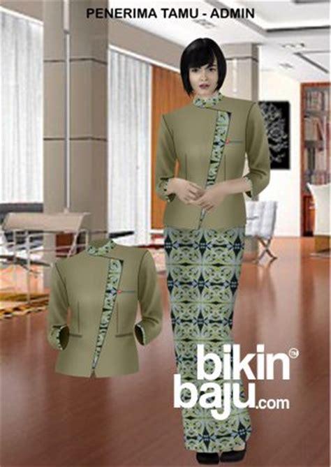 Seragam Koki Harga Baju Seragam Kantor Contoh Model Baju
