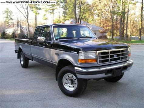 Elder Ford by 1997 Ford F250 4x4 F 250 Miss This Truck