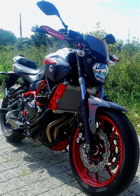 Yamaha Motorrad 700 Ccm by Motorrad Meine Website