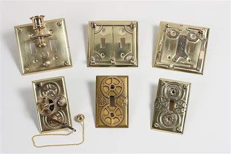 cool light switch covers craft tutorials galore at crafter holic steunk light