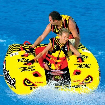 round spinning boat tube 17 best images about water toys on pinterest lakes