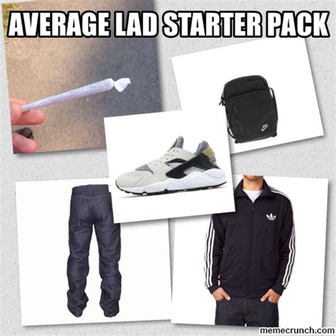 Meme Generator Starter Pack - starter pack lad