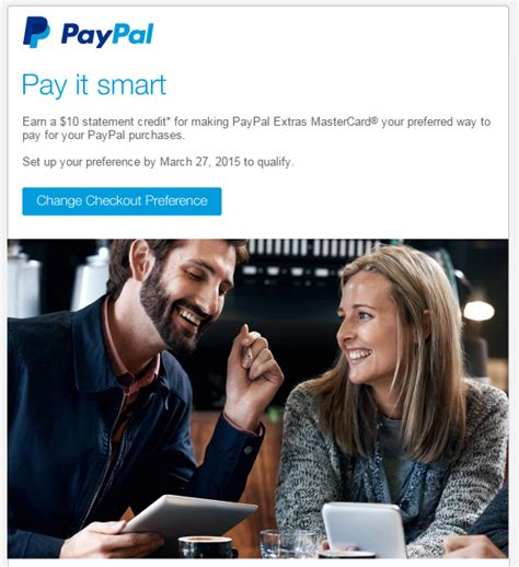 Can I Add Ebay Gift Card To Paypal - 10 statement credit paypal extras mastercard offer thru 3 27 ways to save money