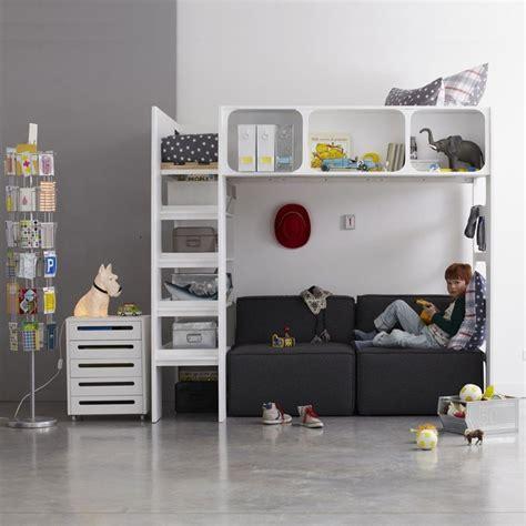 Am Pm Salon by Lit Mezzanine Duplex Am Pm La Redoute
