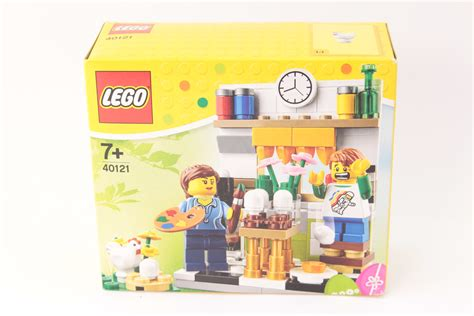 lego 40121 painting easter eggs age 7 buy it now 20