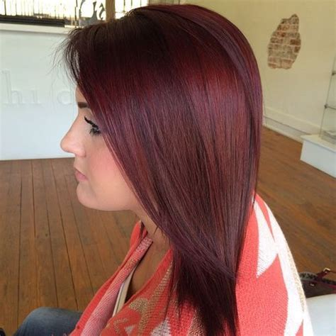light burgundy brown hair color wella brown with light brown highlights rachael edwards