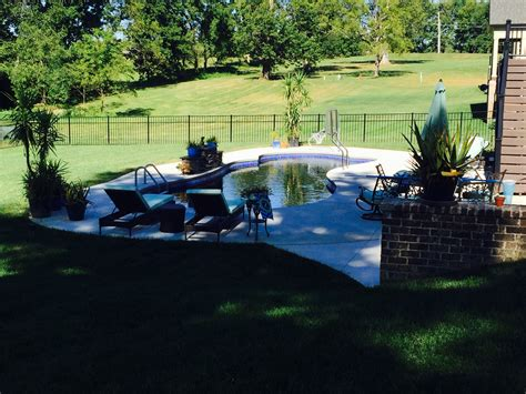 backyards inc backyard fun pools inc nicholasville kentucky ky