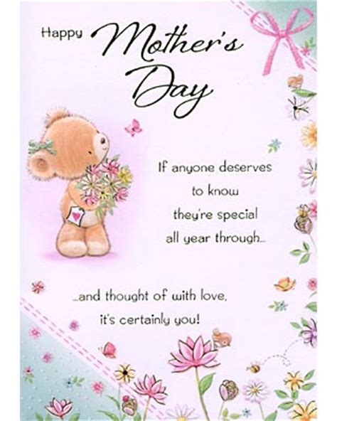 mothers day card messages happy mothers day